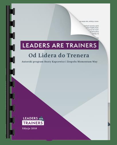 okladka Leaders-are-Trainers