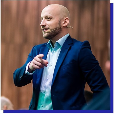 Krzysztof Hillar, Trener wystąpień publicznych i prezentacji biznesowych, Momentum Way