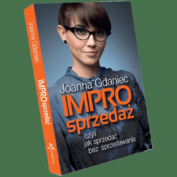 Książka Impro Sprzedaż