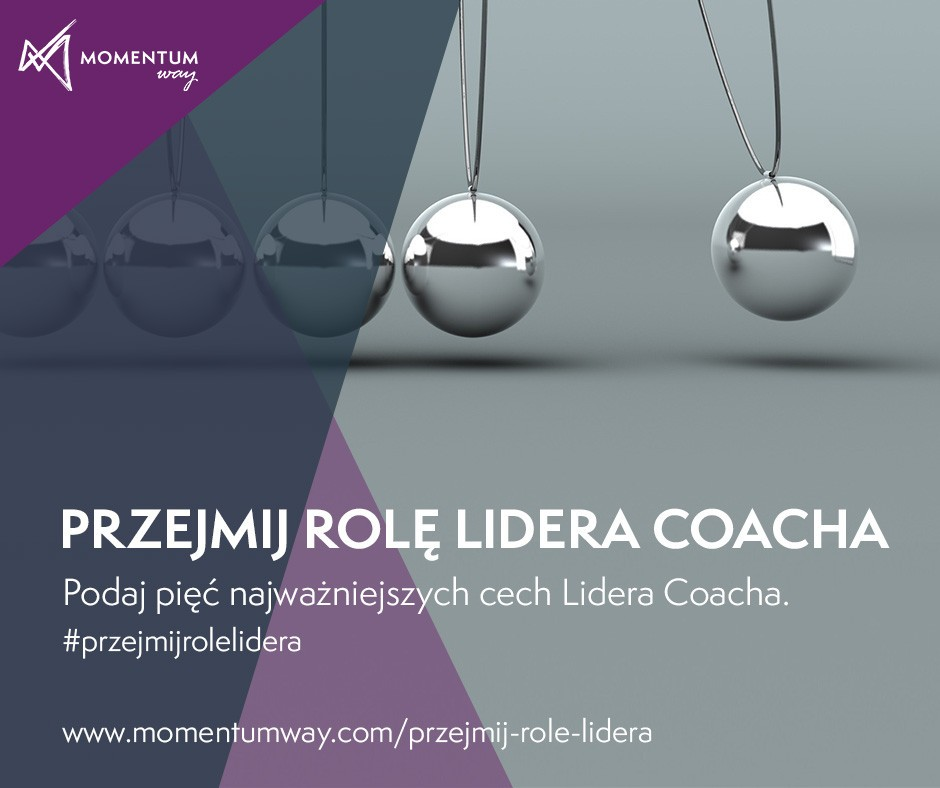 Przejmij rolę Lidera Coacha