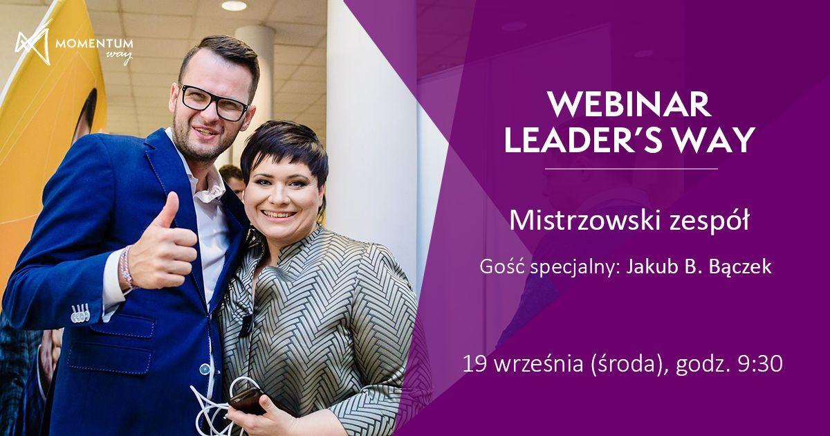 Webinar Leaders Way