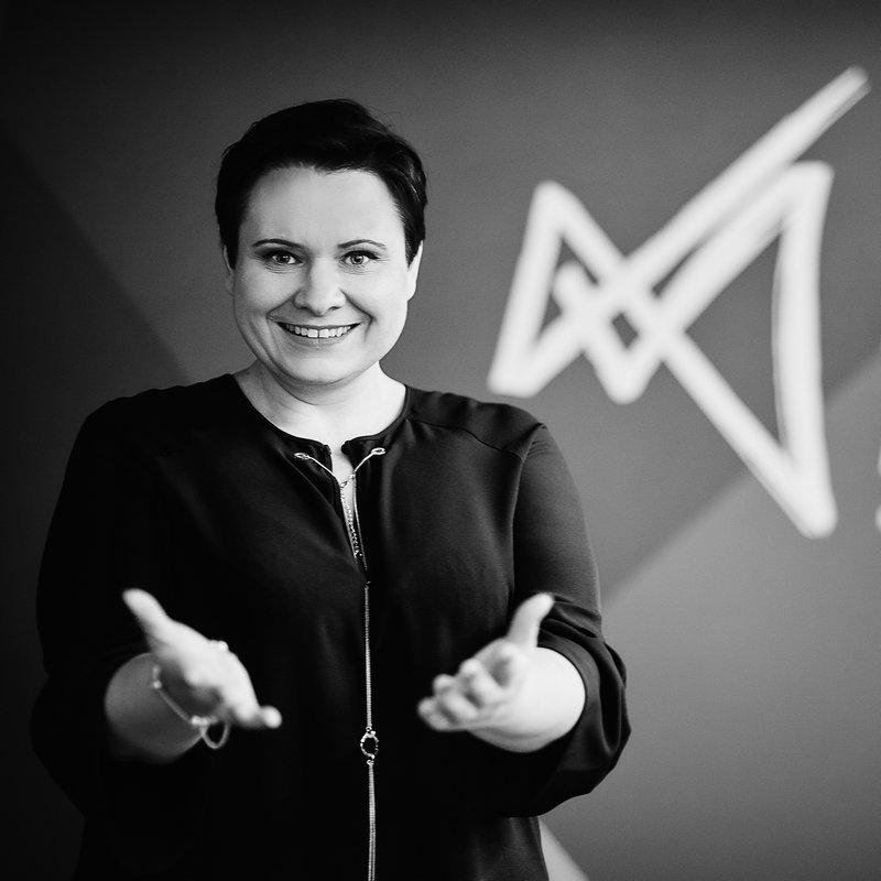 Beata Kapcewicz, Momentum Way, Trener Liderów i Trenerów Autorka Metodyki Momentum Method