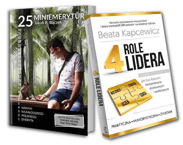 Świąteczny Pakiet - 4 Role Lidera + 25 MiniEmerytur