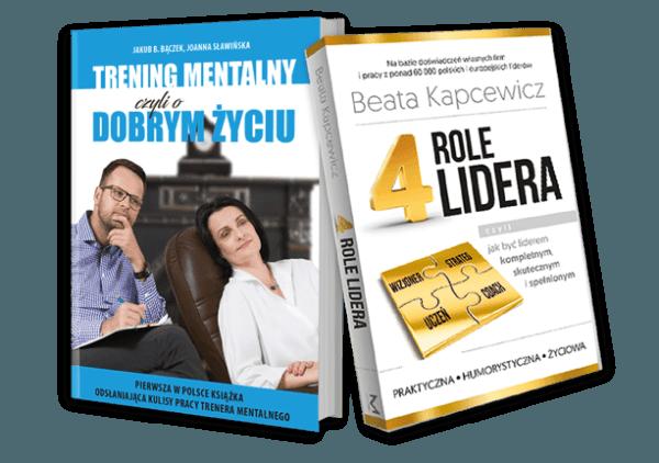 Świąteczny Pakiet - Trening Mentalny + 4 Role Lidera