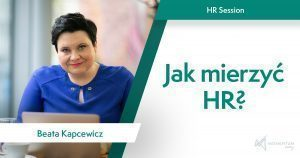 HR Session - Jak mierzyć HR?